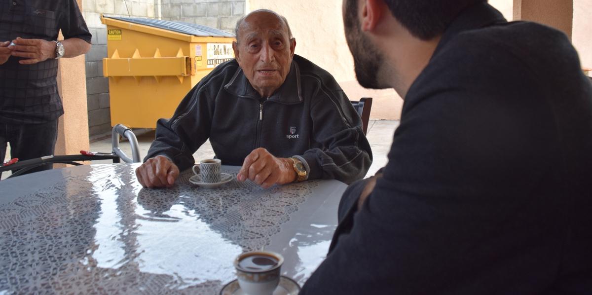 Aleksan Markaryan: The Last Interviewee